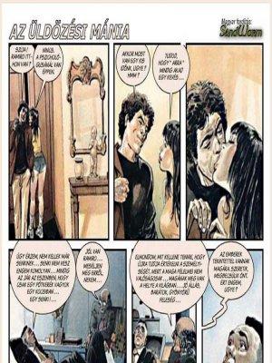 Az üldözési mánia - 1. oldal