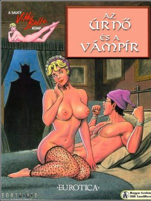 Vámpír pornó képregény