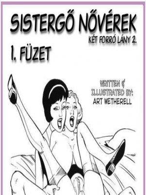 Két forró lány 1. rész - 2. oldal