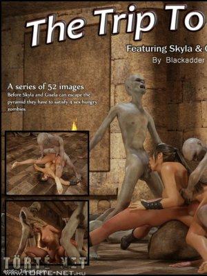 Utazás Egyiptomba 3. rész