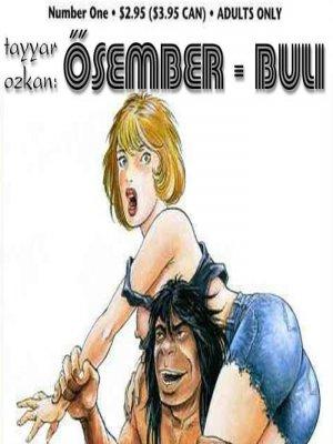 Ősember-buli - Erotikus képregény - 1. oldal