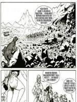 Ősember-buli - Erotikus képregény - 8. oldal