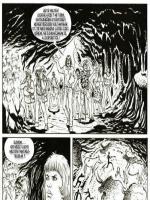 Ősember-buli - Erotikus képregény - 9. oldal
