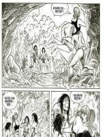 Ősember-buli - Erotikus képregény - 12. oldal