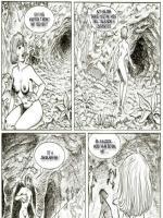 Ősember-buli - Erotikus képregény - 21. oldal