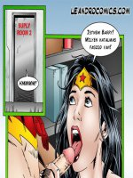 Flash vs. Wonder Woman