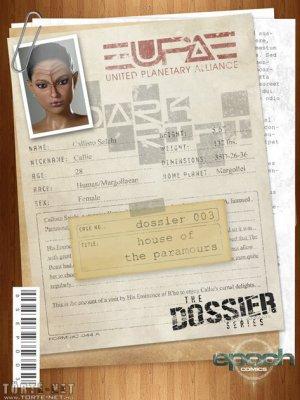 A dosszié 3. rész - A bujaság háza