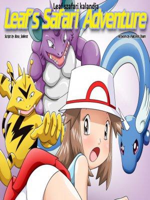 Pokémon - Leaf szafari kalandja