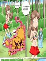Pokémon - Leaf szafari kalandja - 12. oldal