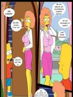Simpson család leszbikus szex