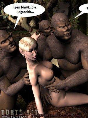 3d szörny anális szex