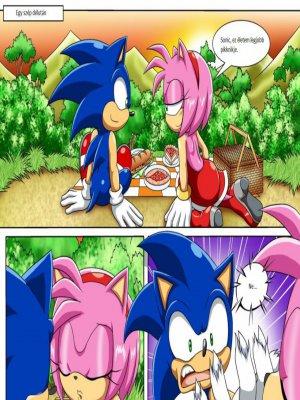 Sonic vérfarkassá válik
