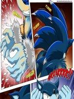 Sonic vérfarkassá válik - 4. oldal