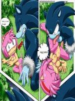 Sonic vérfarkassá válik - 6. oldal