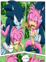 Sonic vérfarkassá válik - 7. oldal