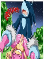 Sonic vérfarkassá válik - 11. oldal