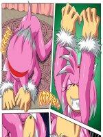 Sonic vérfarkassá válik - 14. oldal
