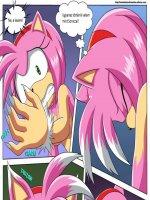Sonic vérfarkassá válik - 15. oldal