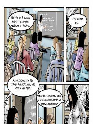 Szexi tanárnéni