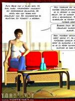 Donnie, a szexuális ragadozó 3. rész - A fotózás - 10. oldal