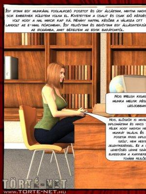 Donnie, a szexuális ragadozó 4. rész - Az állásinterjú - 3. oldal