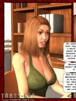 Donnie, a szexuális ragadozó 4. rész - Az állásinterjú (hetero)
