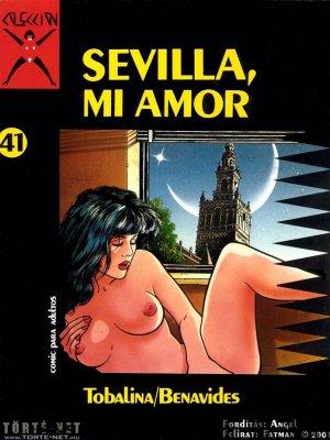 Sevilla, mi amor