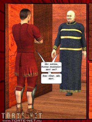Történetek Effordiából - A királyi lebukás 1. rész