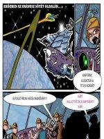 Starship titus - Itt jön Blarney kapitány (hetero) - Erotikus képregény
