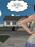Nevelőanya 2. fejezet (családi) - Erotikus képregény