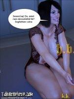 Nevelőanya 7. fejezet (hetero) - Erotikus képregény