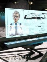 Szex cyborg-játékok 2. rész (leszbi) - Erotikus képregény