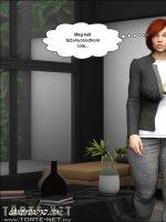 Nevelőanya 12. rész (hetero) - Erotikus képregény