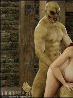 Szörnyeteg szex 3. rész - 51. oldal