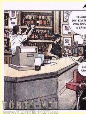 A bár főnök nélkül