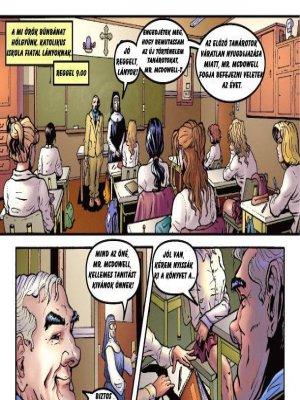 Az iskolás lányok bosszúja 1. rész