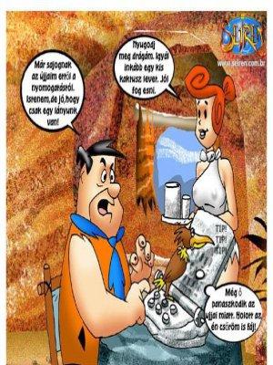 Flintstones 2. rész - 3. oldal