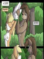 Amy nyári kalandjai a kicsi báránytáborban - 18. oldal