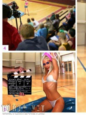 Nicole Heat - Gruppen szex 3. rész
