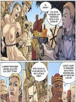 Lara Jones és az Amazonok 1. rész - 9. oldal