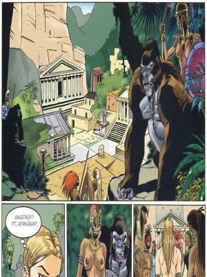 Lara Jones és az Amazonok 2. rész