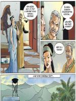 Lara Jones és az Amazonok 2. rész - Erotikus képregény - 13. oldal
