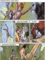Lara Jones és az Amazonok 2. rész - Erotikus képregény - 14. oldal