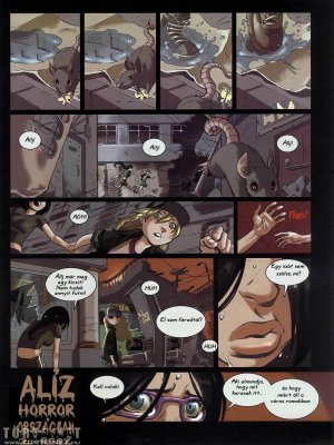 Alíz Horrorországban 2. rész
