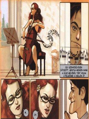 A Zongorahangoló 3. rész - A Zongorahangoló visszatér a zeneakadémiára