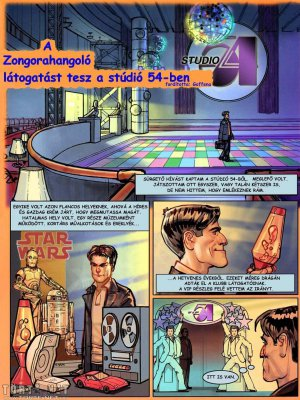 A Zongorahangoló 6. rész - A Zongorahangoló látogatást tesz a stúdió 54-ben
