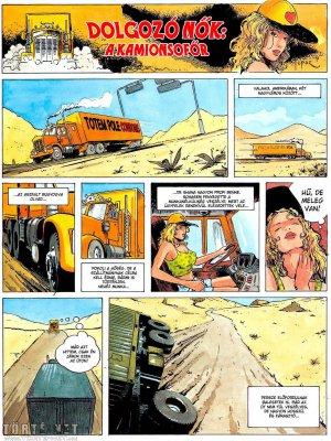 Dolgozó nők 1. rész - A Kamionsofőr