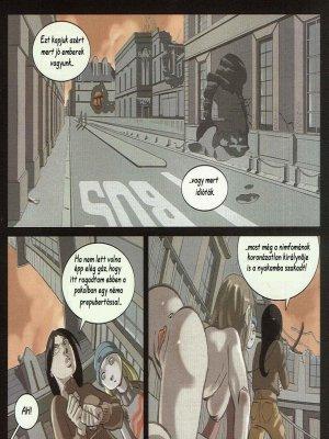 Alíz Horrorországban 5. rész