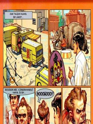 A Zongorahangoló 7. rész - A Zongorahangoló cirkuszba megy - 2. oldal