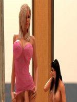 Bűnös nővérek 1. rész - A múzeumban - 63. oldal
